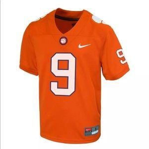 New Nike Clemson Football Home Jersey #9